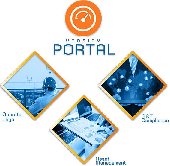 Versify Portal: Operator Logs, Asset Management and Net Compliance for Power Generation